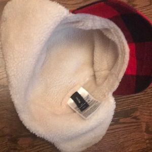 38a621846aa GAP Accessories - Baby gap buffalo check trapper hat